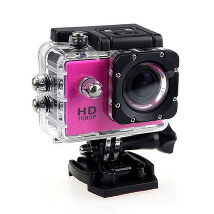 G22 1080P HD Waterproof Digital Video Camera