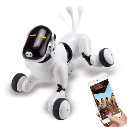 Voice Command App Control Robot Dog