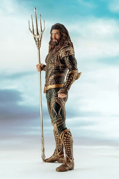 DC Justice League Aquaman Action Figure