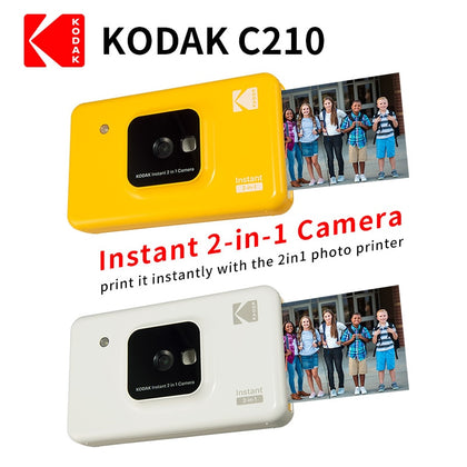 KODAK C210 Instant 2 in 1 Digital Camera