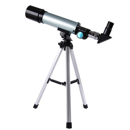 Professional Outdoor 90X Refractive Astronomical Telescope With Tripod