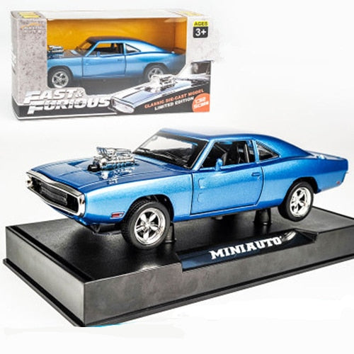 Fast and Furious Lykan Die-cast Model Cars