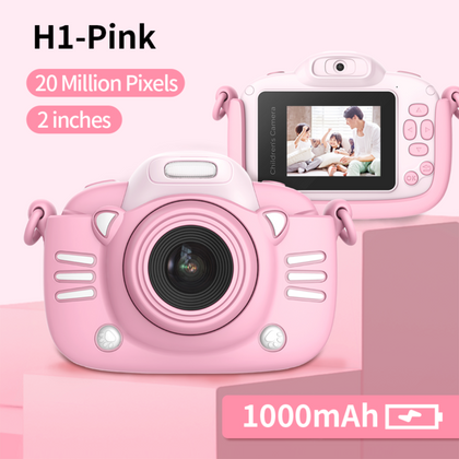 Digital Camera 30MP 2.4-inch IPS Screen 1080P HD
