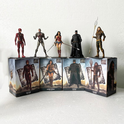 DC Justice League Collectible Action Figures