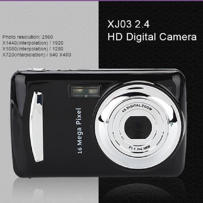 Camera 16MP Ultra-Clear HD Digital DVR 1080P