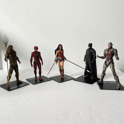 DC Justice League Action Figures