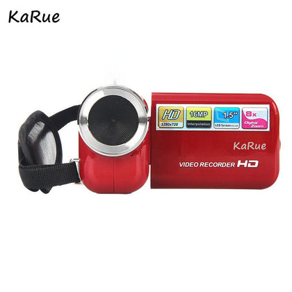 Kids Mini Digital Camera 1.5 inch Screen Max 16MP Resolution 8X Digital Zoom