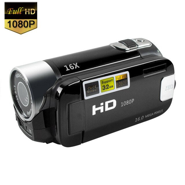 Video Digital Camcorder Full Hd 1080p