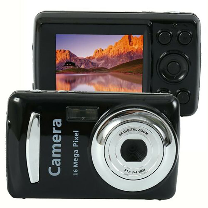 2.4''LCD Screen 1080P HD Digital Camcorder 4x Digital Zoom