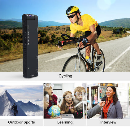 Digital 1080P HD Portable Mini Camcorder