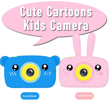 Kids Cartoon Digital 2.0 inch Mini Camcorder