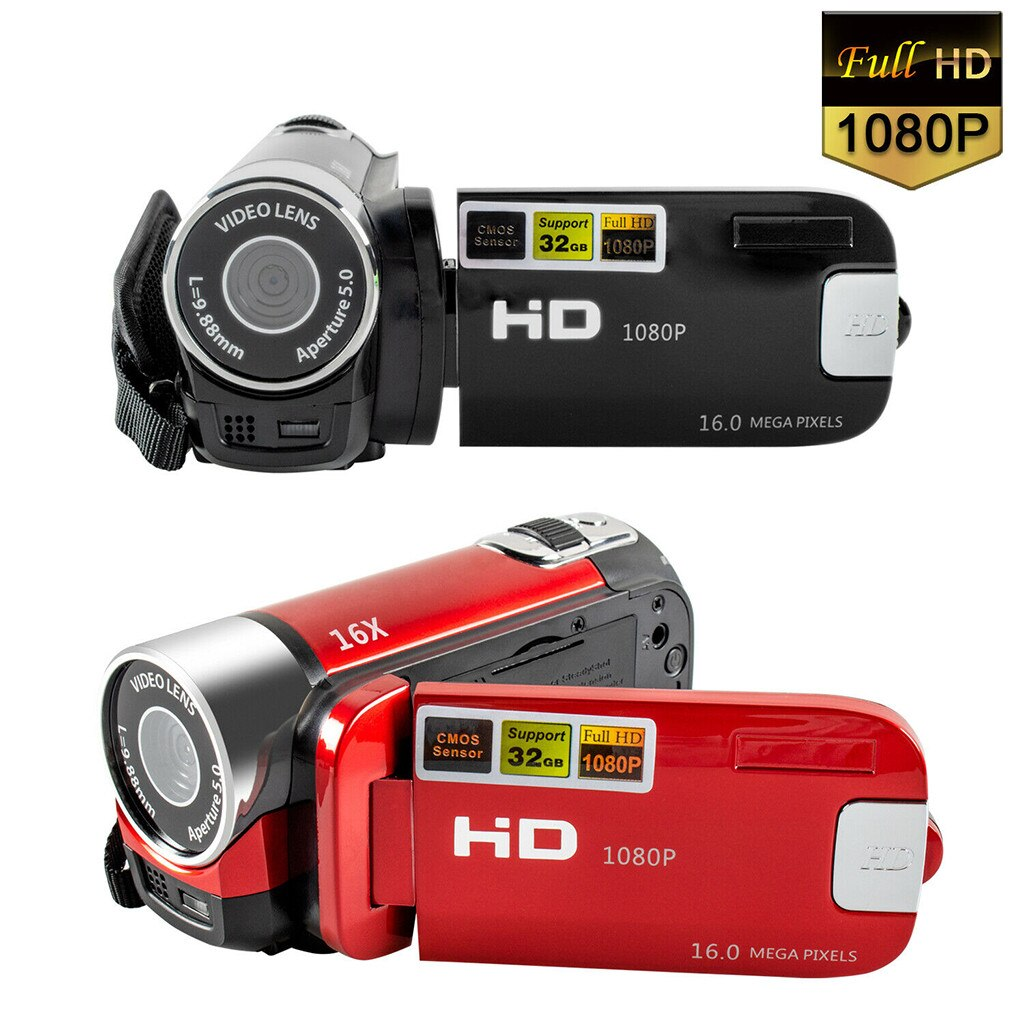 Digital Camcorder Full HD 1080P