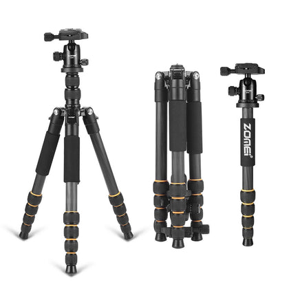 Aluminum Alloy Ball Head Camera Tripod
