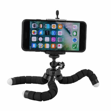 Flexible Octopus Phone Camera Holder Tripod