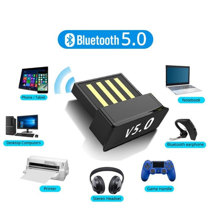USB Wireless Computer Adapter Audio Receiver Transmitter