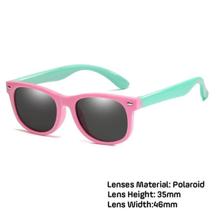 New Kids Polarised Sunglasses