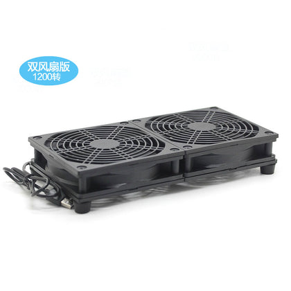 USB fan Router Cooling Fan