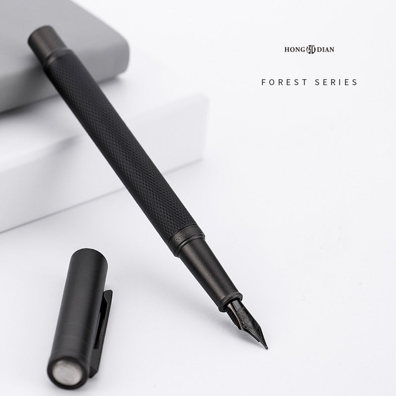 Pen With Set 0.5 mm Nib Converter