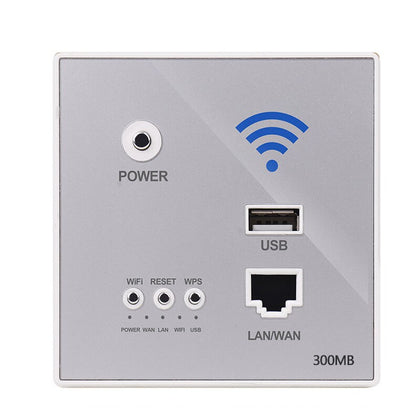 300Mbps 220V power AP Relay Smart Wireless WIFI repeater extender