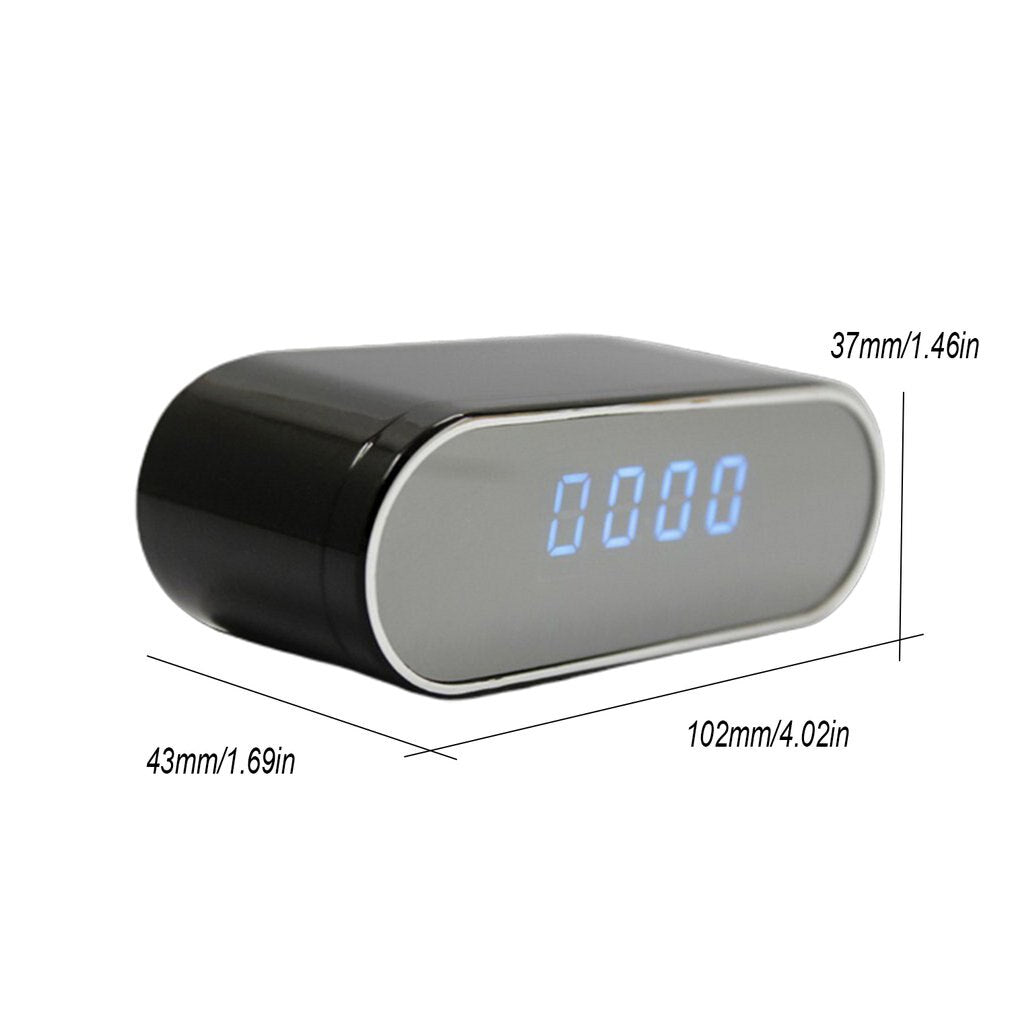 Z10 Wireless WIFI Camera Clock