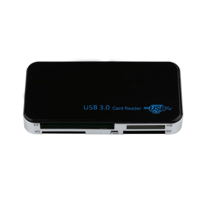 Portable All-in-1 Card Reader High Speed USB 3.0 Computer Laptop Components