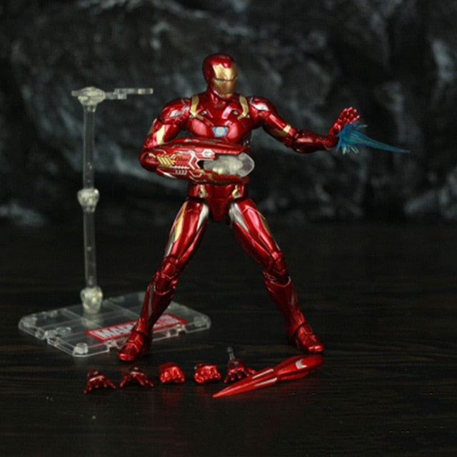 Marvel Movable Action Figures