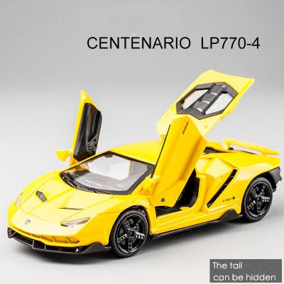 Aventador 770 Die-cast Model Cars