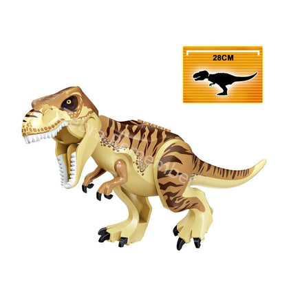 Jurassic World Dinosaur Figures