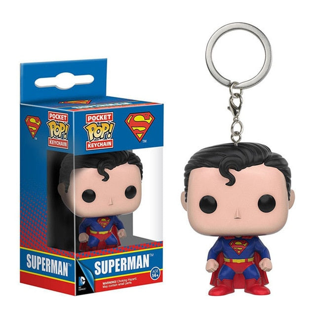 Funko POP Marvel Key Chains