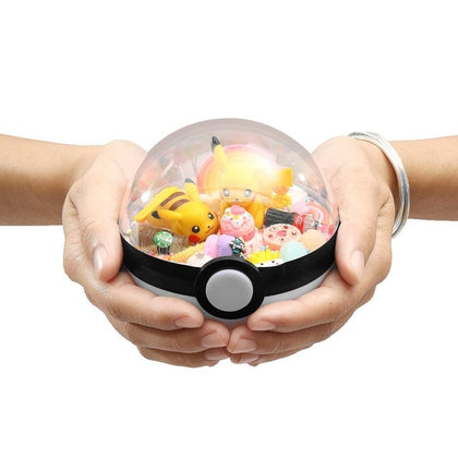 Pokemon Action Figure Ball