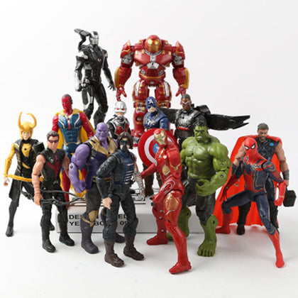 Marvel Avengers Infinity War Action Figures