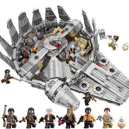 Star Wars Series Set, 79211 Figures Model Building Blocks Toys For Children