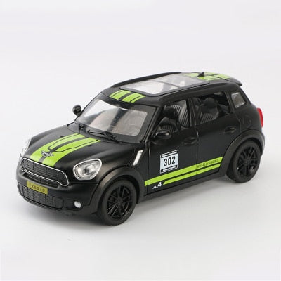 Mini Cooper Alloy Model Car