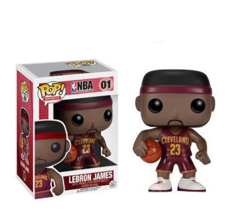 POP Basketball Stars Figures