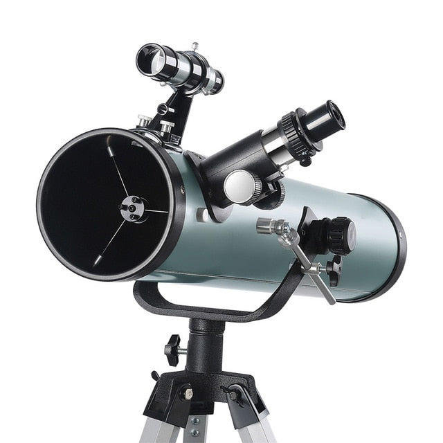 F76700 525X Zooming Outdoor HD Astronomical Telescope with Tripod