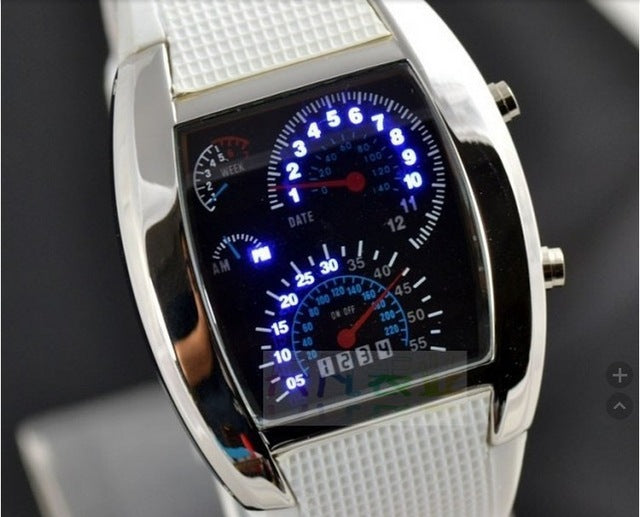 Unique LED Digital Watch