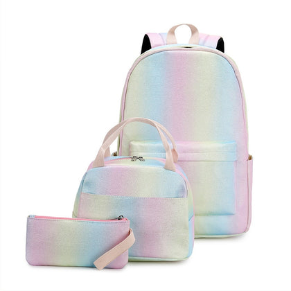 Fashionable School Backpack Set For Kids