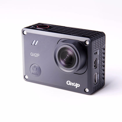 Original GitUp Git2P Novatek 96660 Remote Ultra HD 2K WiFi 1080P Waterproof Action Camera