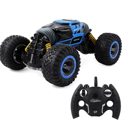RC Monster Truck Double-Sided Driving