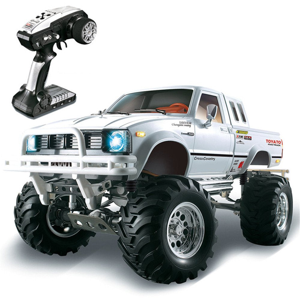 4WD 3CH Brushed Rally RC Car