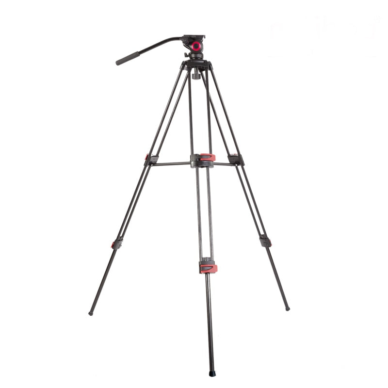 Professional Portable Tripod To Monopod with Head For Digital SLR DSLR Camera Fold 76cm Max Load 10Kg