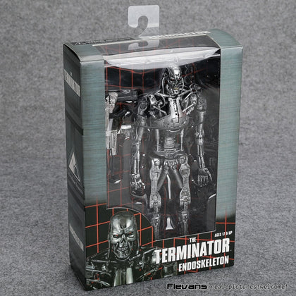 Terminator Exoskeleton PVC Action Figure