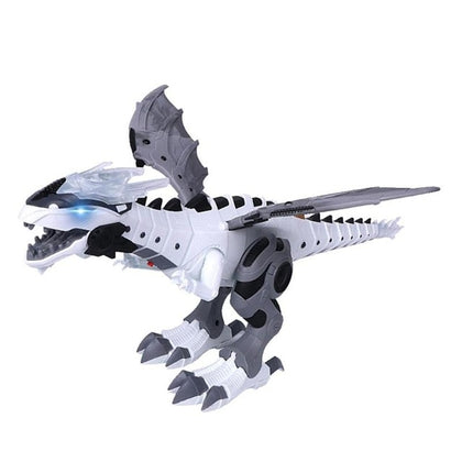 Electric Dinosaur Model Kit