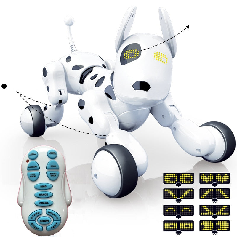 Intelligent Robotic Dog