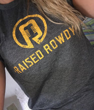 Load image into Gallery viewer, Raised Rowdy Original Logo T-Shirt
