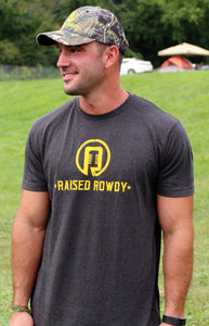 Raised Rowdy Original Logo T-Shirt
