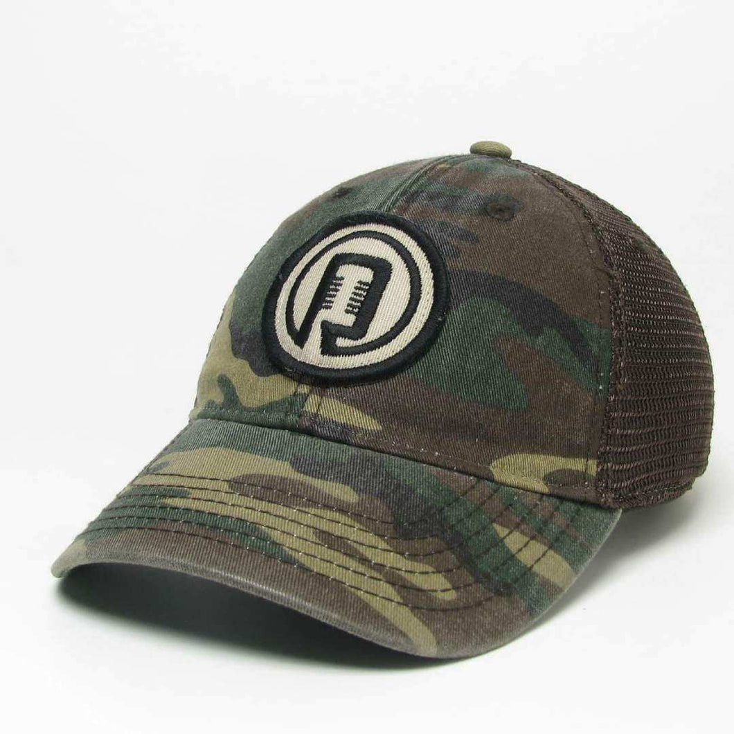 Camo Patch Trucker