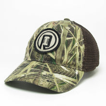 Load image into Gallery viewer, Camo Patch Trucker