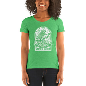 Screaming Eagle Ladies' short sleeve t-shirt