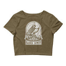 Load image into Gallery viewer, Screaming Eagle Women's Crop Tee
